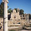 Церковь Панайя Крисополитисса, Пафос - Кипр. Travel.Ru