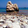 Каменный пляж Афродиты - Кипр. Travel.Ru