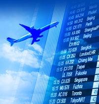 On-line табло аэропортов