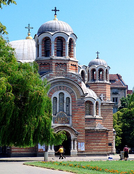 Церковь Св Георгия описание и фото Болгария: Добрич