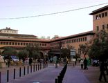 Площадь Mercat De L'Olivar в Пальме-де-Майорка / Испания
