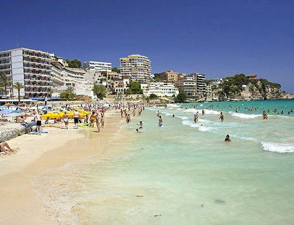 Лучшие пляжи Майорки Фото, пляжи с белым песком