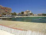 Променад вдоль пляжа Estancia в Пальме  / Испания