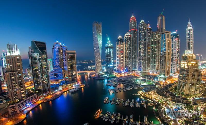 Дубай - от 170$/чел!