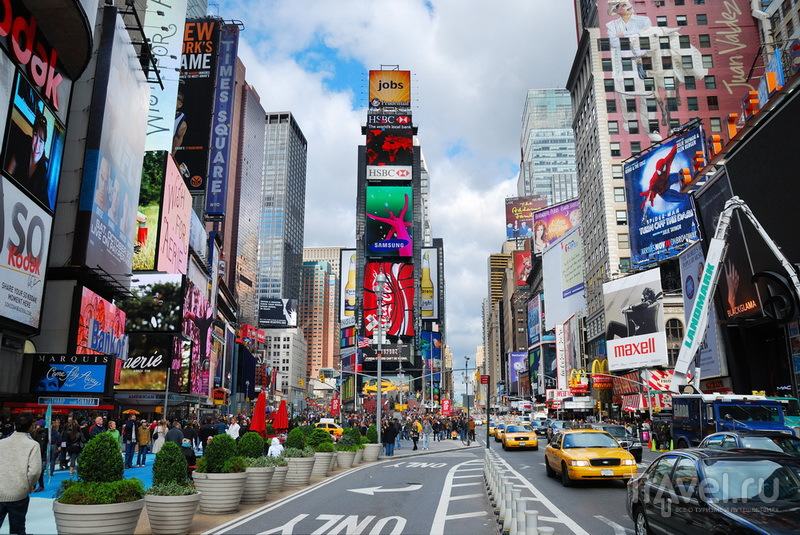 фото нью йорке