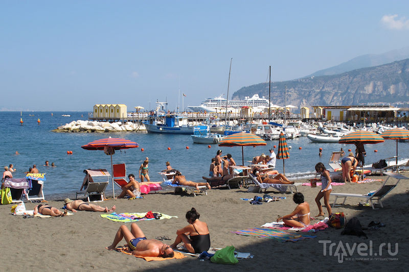 Пляжи сорренто италия 85