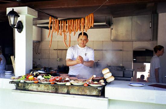 Рецепты югославской кухни фото