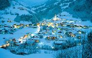 Вечерние огни / Фото из Австрии