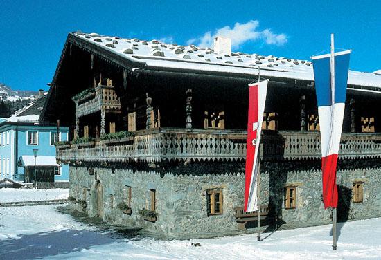 """Гражданство Австрии как получить.  Город Баден в Австрии - курорт с. Семейный отель  """"Schlosshotel Oth """" 4..."""