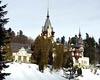 Снежные летописи от заката до рассвета - фотографии из Румынии - Travel.ru