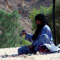 бедуинская женщина / Фото из Египта
