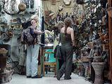 туристы в магазине / Фото из Египта