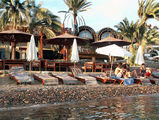 типичные лежаки и туристы / Фото из Египта