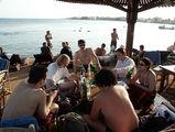 перекус на пляже / Фото из Египта