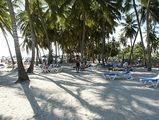 пляж в Гуайаканесе / Фото из Доминиканской Республики