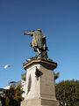 памятник Кристофору Колумбу / Фото из Доминиканской Республики