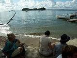 перед отплытием на Самане / Фото из Доминиканской Республики