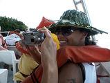 туристам продают шляпы из банановых листьев / Фото из Доминиканской Республики