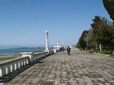 Набережная Диоскуров / Абхазия