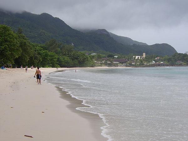 пляж Бо-Валлон / Сейшелы