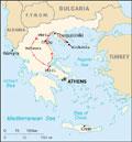 Через Грецию на машине. По морям и горам / Греция