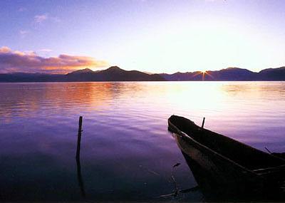 Таинственное матриархальное общество на озере Лугуху - ©Жэньминь Жибао