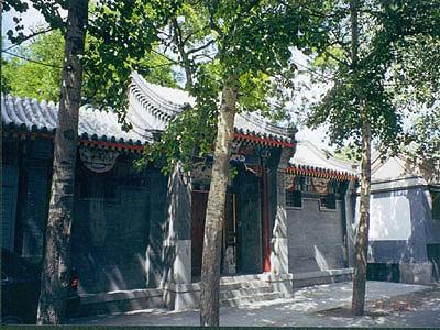 Пекинские переулки ©Жэньминь Жибао
