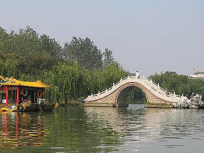 Город Янчжоу провинции Цзянсу ©Жэньминь Жибао