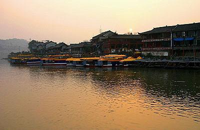 Старый городок Хуанлунси ©Жэньминь Жибао