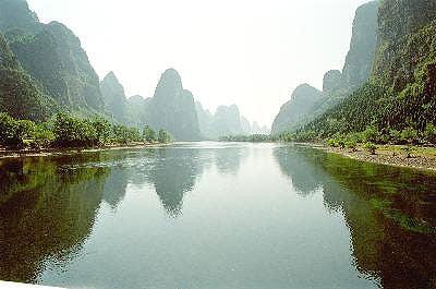 Гуйлинь прекрасен рекой Лицзян ©Жэньминь Жибао