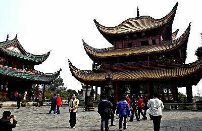 Пагода Юеянлоу ©Жэньминь Жибао