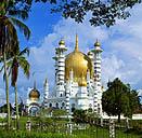 Куала Кангсар. Мечеть Масджид Абудах