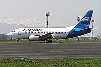 Boeing 737-500 / Словения