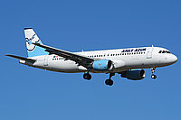 Airbus A320-214 / Франция
