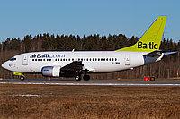 Boeing 737-548 / Латвия