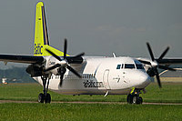 Fokker 50 / Латвия