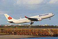 Airbus A330-202 / Новая Каледония