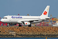 Airbus A320-232 / Новая Каледония