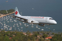 Embraer 175 / Канада