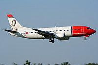 Boeing 737-300 / Норвегия