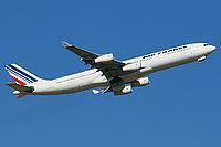 Airbus A340-300 / Франция