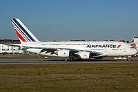 Airbus A380 / Франция
