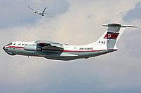 Ил-62MD / Корея - КНДР