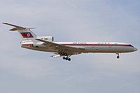 Ту-154B / Корея - КНДР