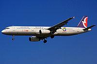 Airbus A321-131 / Макао (Аомынь)