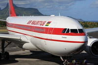 Airbus A330-200 / Маврикий