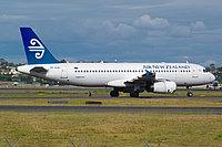 Airbus A320-232 / Новая Зеландия