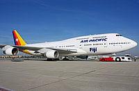 Boeing 747-400 / Фиджи