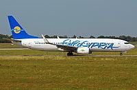 Boeing 737-800 / Кипр