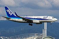 Boeing 737-700 / Япония